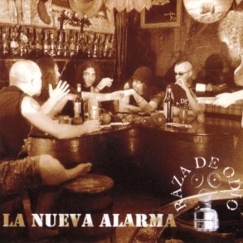 Raza De Odio ''La Nueva Alarma''